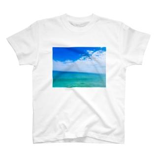 爽やかな海 T-Shirt