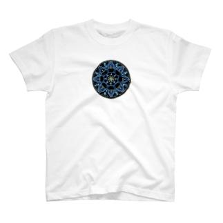 薄氷−丸ver. T-shirts