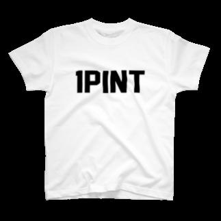 ビールクズの1PINT TEE T-shirts