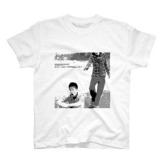 ドッキリ服 T-shirts