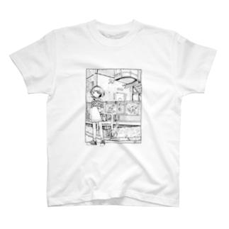 帰路 T-shirts