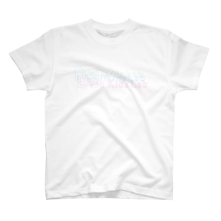 Do! Kids Lab公式 キッズプログラマー パステル系ロゴ T-shirts