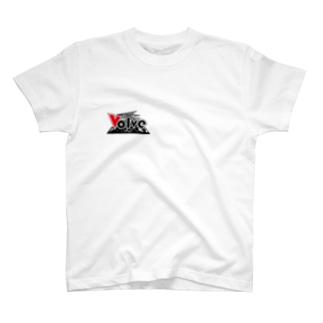 Volve_SロゴT_白 T-shirts