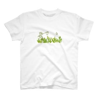 なつのじかん。 T-shirts