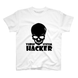 YURUI HACKER T-shirts