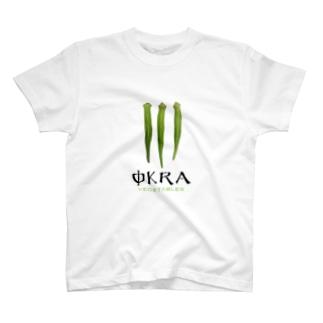 OKRA T-shirts