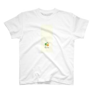 アイリッシュシャムロック -レモン T-shirts