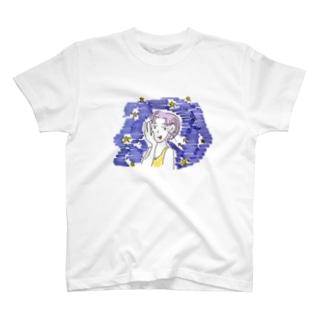 ロマンティックちゃん T-shirts