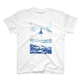 風の回廊 T-shirts