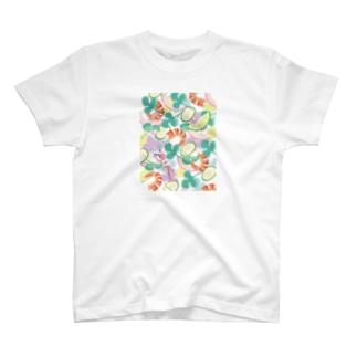 セビーチェ T-shirts