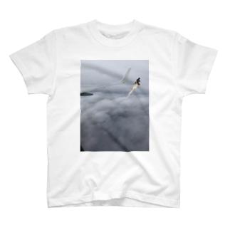 抗え!物理法則 T-shirts
