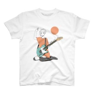 たま子とギター T-shirts