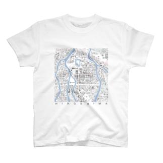 シティ・ヒロシマ T-shirts