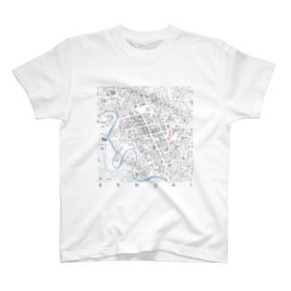シティ・センダイ T-shirts