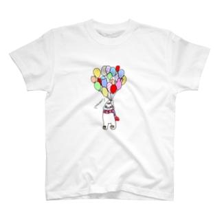 〈APEX〉ジブくまちゃん T-shirts