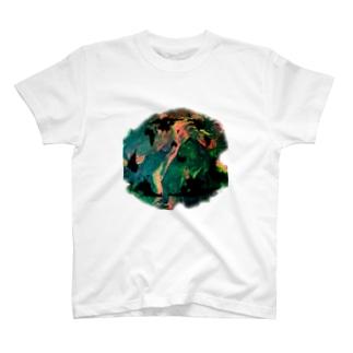 混色 T-shirts