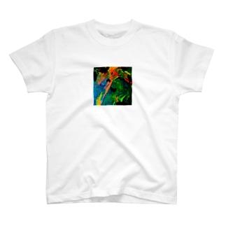 混色2 T-shirts