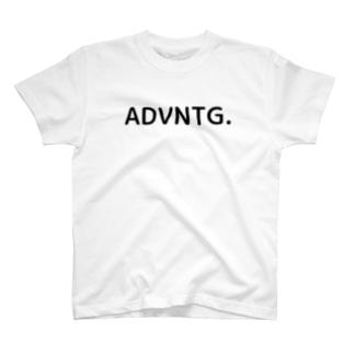 ADVNTG:Tシャツ T-shirts