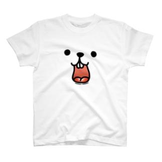 ビックフェイス T-shirts