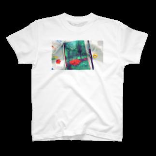 ciw_omochiの森 T-shirts