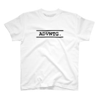 両面ADVNTG. T-shirts