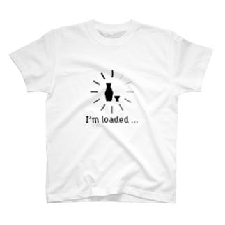 おもしろ英語表現(loaded) T-shirts
