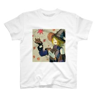 指先から星 T-shirts