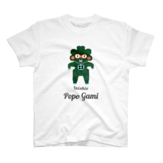 Popo Gami Inishie T-shirts