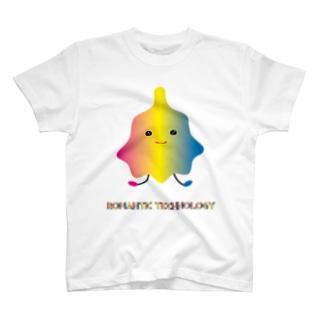 ロマテクちゃん T-shirts