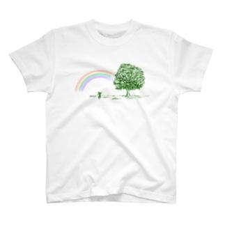 空想少年 T-shirts