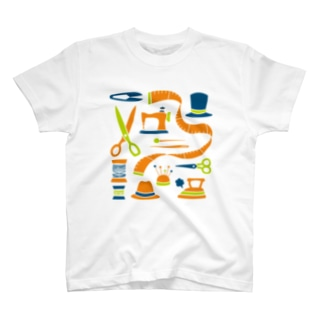 ソーイング・帽子屋 T-shirts
