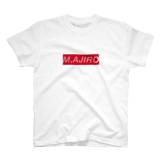 M.ajiro sq T-shirts