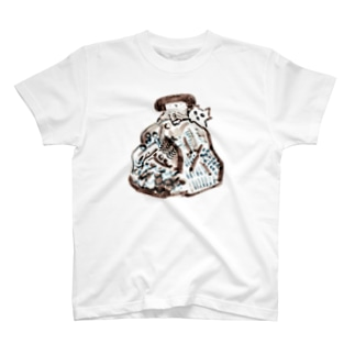 ロッキュ T-shirts