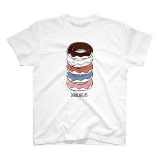 かさねドーナツ T-shirts