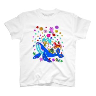 海のお友達 T-shirts