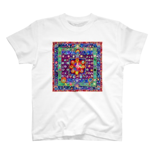 河野ルル×ASITA_PRODUCTS T-shirts