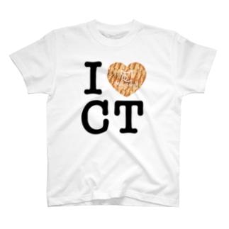 I ♥ Cha Tora Tシャツ Tシャツ