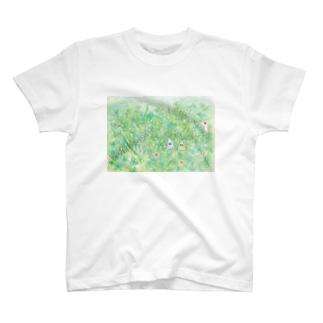 モディ~クローバー畑~ T-shirts