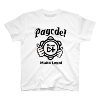pagode01 T-shirts