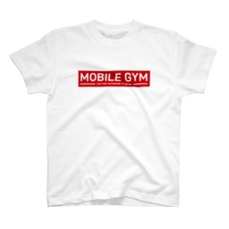 Mobeile Gym Tシャツ T-shirts