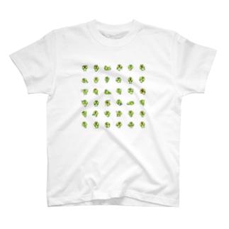 カエルさんよーく見ると(笑) T-shirts