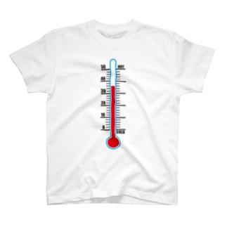温度計 T-shirts