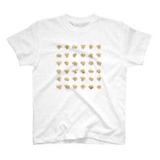トイプーさんよーく見ると(笑) T-shirts