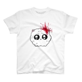 爆発ポメ T-shirts