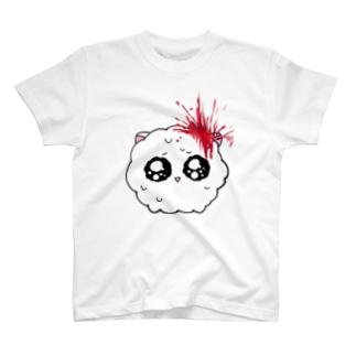 ビビちゃんの爆発ポメ T-shirts