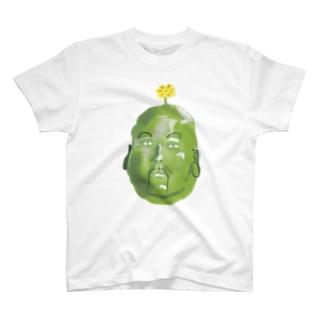そら豆の精霊さん T-shirts