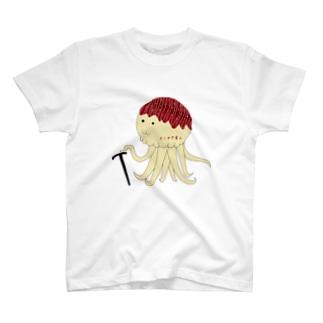 たこやき星人 T-shirts