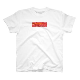 ザキャラ ロゴT T-shirts