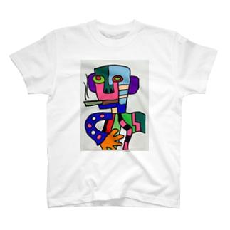 ロボ3 T-shirts