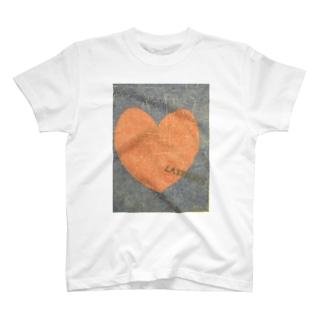 ハートラビリンス T-shirts